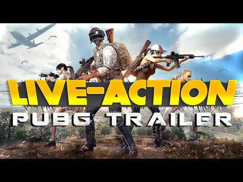 PUBG Live Action Chinese Trailer - Subtitled in English