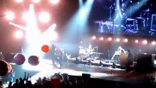 Chris Tomlin - Burning Lights Tour @ San Jose State University Event Center Arena
