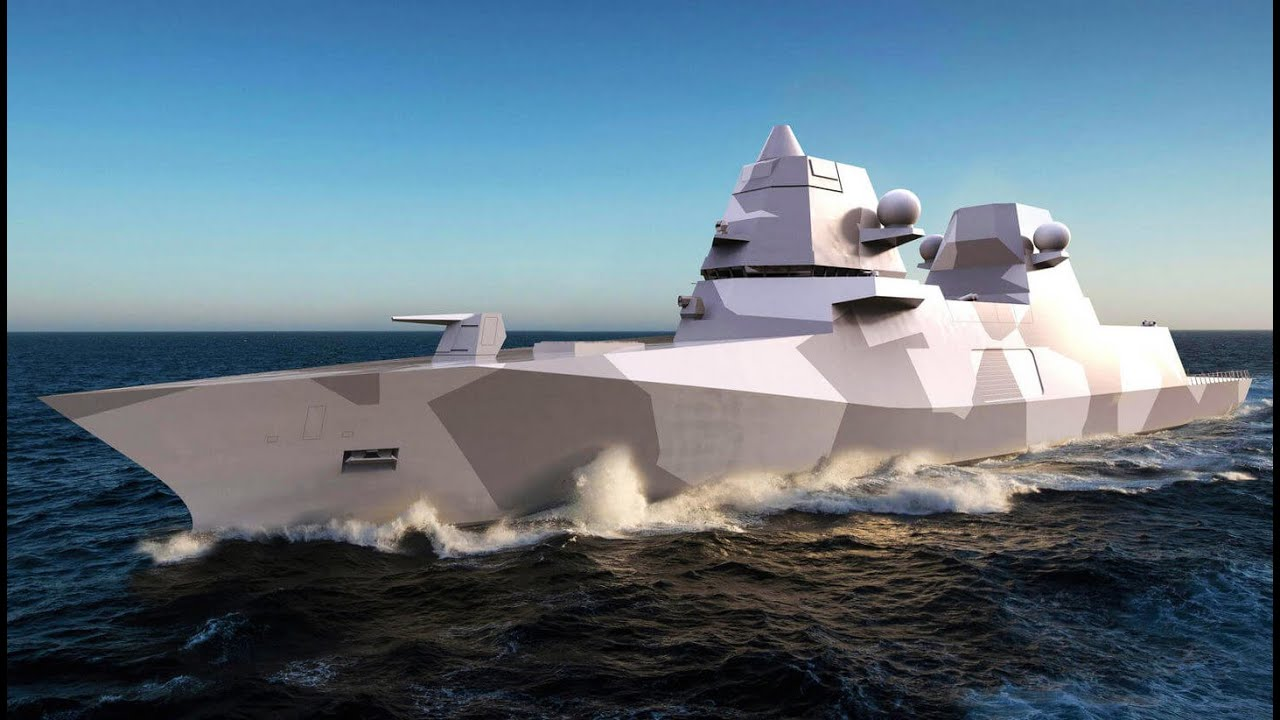 10 Most Expensive Frigates In The World