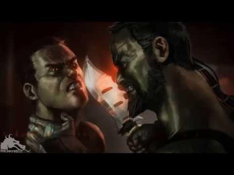 Mortal Kombat X - Kano's Ending (1080p)