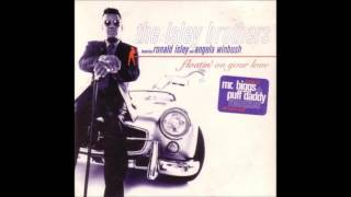 The Isley Brothers - Floatin' On Your Love (Bad Boy Remix ft.Angela Winbush, 112 & Lil' Kim) (1996)