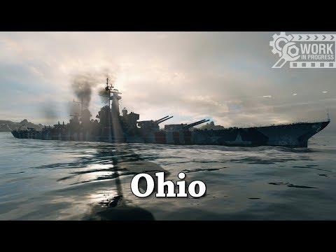World of Warships: Ohio Ignored [WIP]