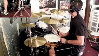 BILLY JOEL - YOU MAY BE RIGHT - DRUM COVER HD