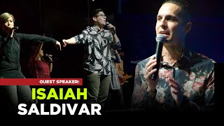 Sunday, August 16, 2020 - English Service - Guest speaker: Isaiah Saldivar