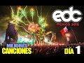 EDC MEXICO 2018 Las Mejores Canciones DIA 1 | Tiesto, Deorro, Deadmau5, Jauz | #EDCMX