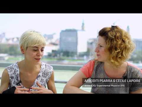 European Digital Art and Science Network @ 2016 Ars Electronica Festival