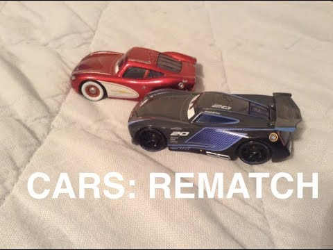 Cars: Rematch-The Stop-Motion movie!