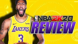 NBA 2K20 Review