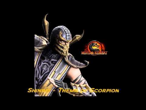 Mortal Kombat (2011) - Theme of Scorpion by Shinrei