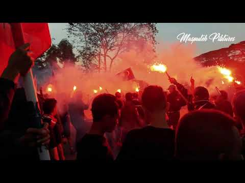B.O.S CORTEO | JDT vs PAHANG 2018