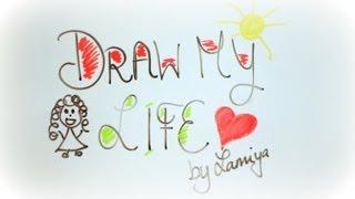 DRAW MY LIFE - Lamiya Slimani
