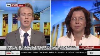 Amanda RIshworth MP: Chaos and Dysfunction in the Turnbull Government