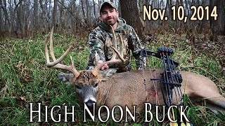 Midwest Whitetail | Hunting The Rut: All Day Sits.mp3