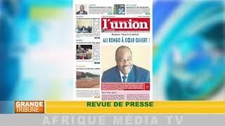 Revue de presse : GRANDE TRIBUNE 30 08 2018