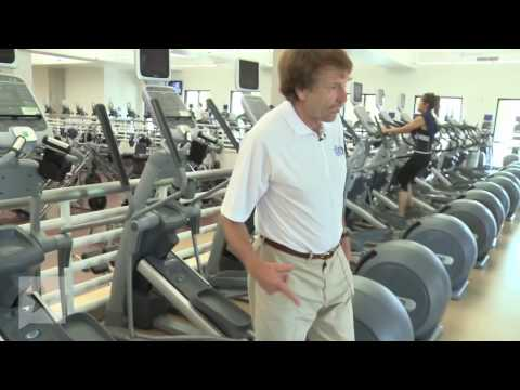 Texas State Gym Generates Electricity