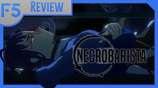 Necrobarista Review: One Giant Leap (Video Game Video Review)