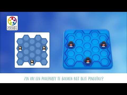 Smart pinguïn spel – Leuk educatief spel voor je klas of praktijk