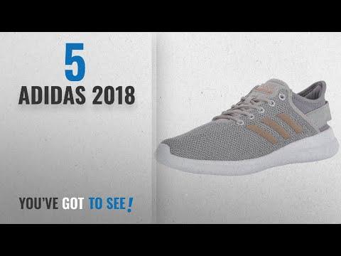 top-5-adidas-2018-[2018]:-adidas-women's-cloudfoam-qt-flex-sneakers,-grey-two/vapour-grey/grey