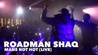 Big Shaq Brought Out @ Live Show - Performs 'MANS NOT HOT' | #SWIL