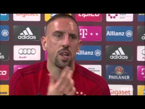 Fc Bayern Munich Franck Ribéry talk for his love