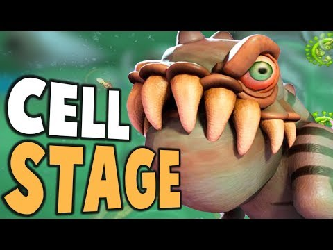 New SPORE CELL STAGE Game! Watch BEFORE Buying! - Bio Soup Gameplay