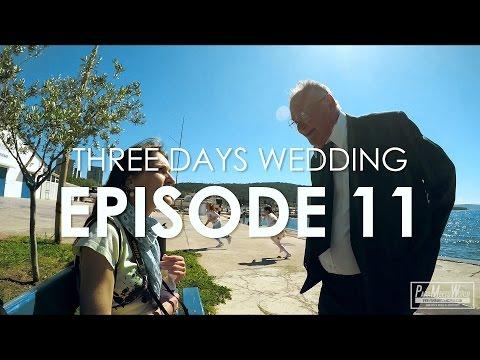 THREE DAYS WEDDING  | EPISODE 11 | VLOG | DISCOVER SPLIT PROJECT | ParaMeetsWorld