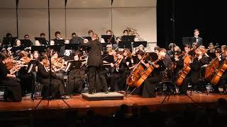 2017 Region 29 Concert Orchestra G Verdi Prelude from