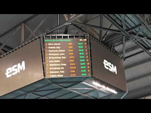 100m Freestyle @ Hamdan Sport Center (1:24.12 New PB)