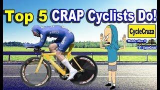 Top 5 Stupid Things Cyclists Do   MotoVlog Mp3