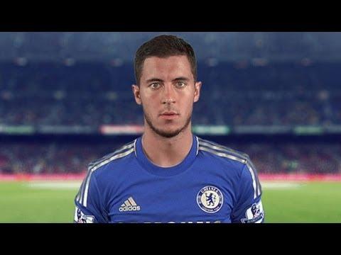 Hazard joins Chelsea, Hulk & Walcott rumours