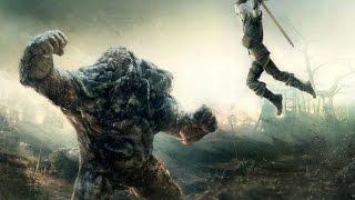 Ведьмак 3 ХАРДМОД (The Witcher 3: Wild Hunt) - Голем и Воин Дикой Охоты #10