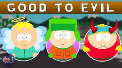 South Park Characters: Good to Evil