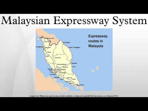 Malaysian Expressway System