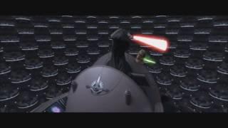 Звездные Войны: Эпизод III Император Палпатин проотив Магистра Йоды [RUS] (1080р)