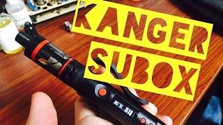 the drip tip review the kanger subox mini kit