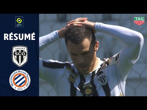 Angers Montpellier Goals And Highlights