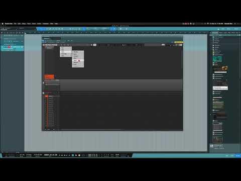Plugin Quickie: How Drag & Drop Maschine In Studio One