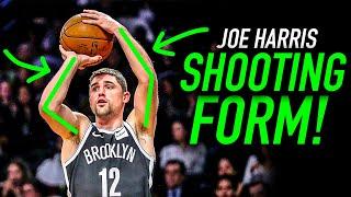 Joe Harris Shooting Secrets: Shooting Form Breakdown