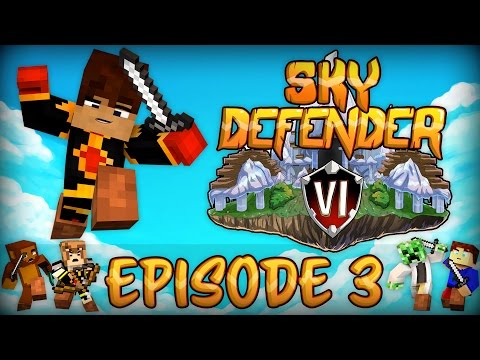 Sky Defender VI: MERCI MAMAN - #3