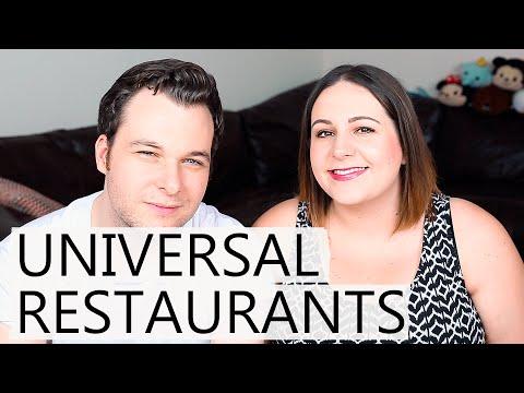 Best Universal Restaurants!