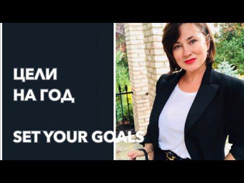 ЦЕЛИ НА ГОД. ИДЕИ НОВОГОДНИХ РЕЗОЛЮЦИЙ. New Year Resolutions. Set Your Goals.