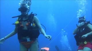 16 de julio de 2013 buceo en baru y bajos de salmedina con buzos de baru cartagena colombia