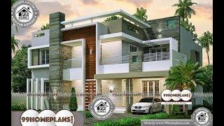 Indian House Design By 99HOMEPLANS COM [ Esp: M107 ]