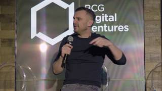 bcg digital ventures gary vaynerchuk talk   new york city 2017