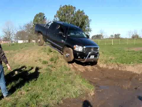 Parque4x4 Dodge Ram En Pendiente Youtube