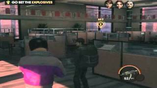 Saints Row: The Third Playthrough Part 1: When Good Heists Go Bad