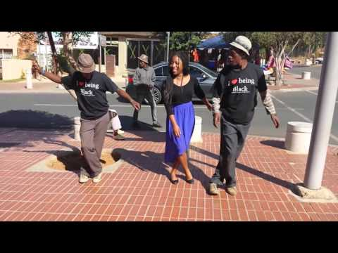 Pantsula Dance Lesson in Soweto