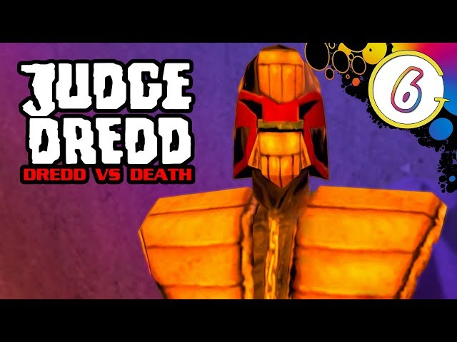 Androgynous Vampire Zombies | Judge Dredd: Dredd vs Death Part 6