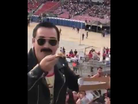 Vic Porcelli - Freddie Mercury Lookalike Showed Up At A Paul McCartney Concert