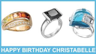 Christabelle   Jewelry & Joyas - Happy Birthday